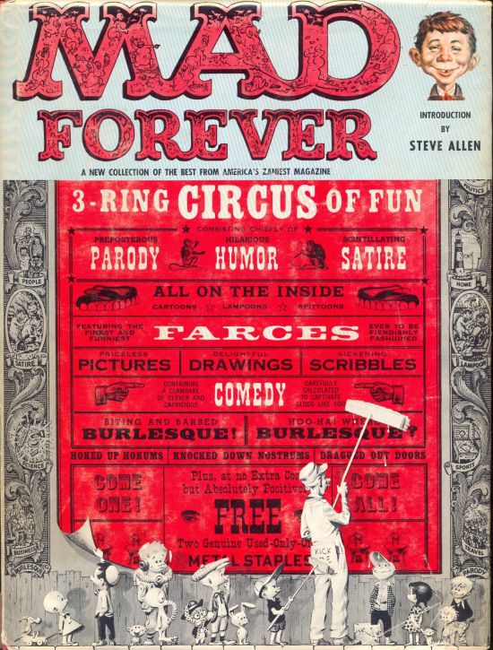 MAD Forever • USA • 1st Edition - New York
