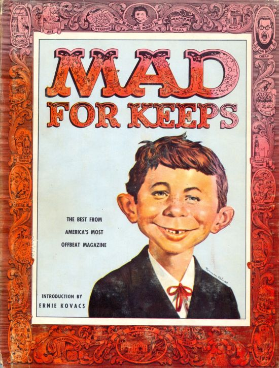 MAD for Keeps • USA • 1st Edition - New York
