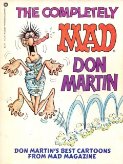 Go to The completely MAD Don Martin • USA • 1st Edition - New York