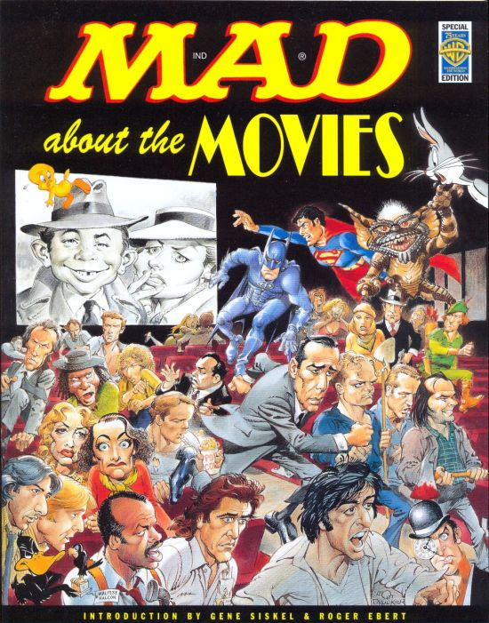 Mad About the Movies (Special Warner Bros Edition) • USA • 1st Edition - New York