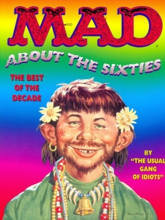 Go to Mad About the Sixties: The Best of the Decade