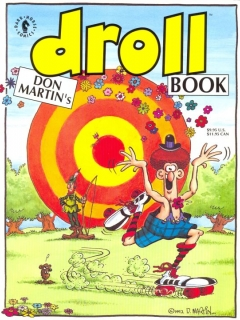 Don Martin's Droll Book  • USA • 1st Edition - New York