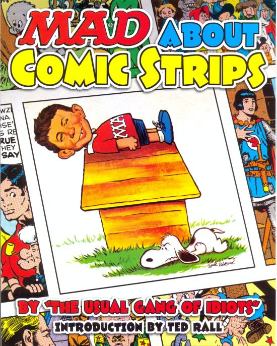 Mad About Comic Strips  • USA • 1st Edition - New York