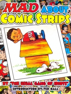 Go to Mad About Comic Strips  • USA • 1st Edition - New York