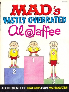 Go to Mad's Vastly Overrated Al Jaffee • USA • 1st Edition - New York
