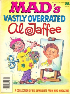 Go to Mad's Vastly Overrated Al Jaffee