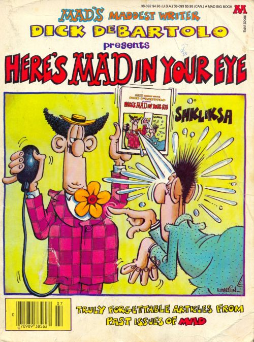 Here's Mad in your eye • USA • 1st Edition - New York