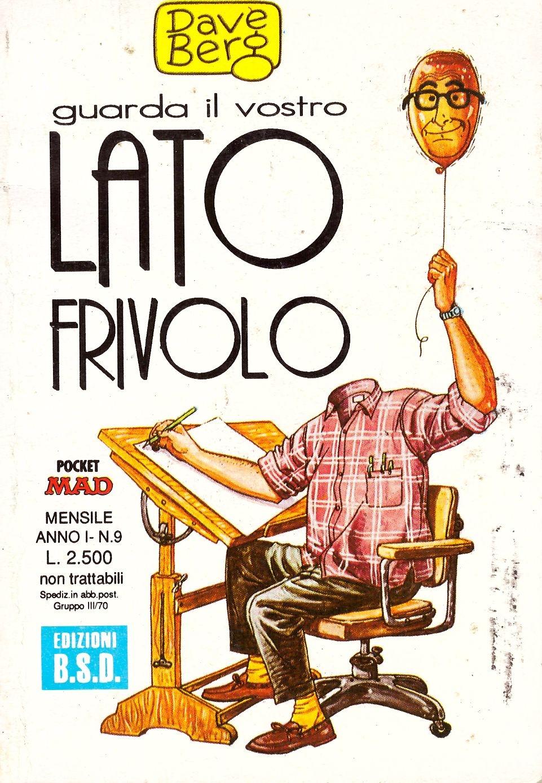 Guarda il vostro Lato Frivolo #9 • Italy • 3rd Edition