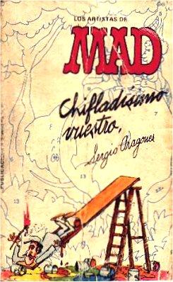 MAD Paperbacks • Argentina • 1st Edition - Magendra