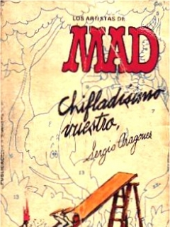 MAD Paperbacks • Argentina • 1st Edition - Magendra