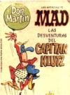 Image of Las desventuras del Capitan Klutz