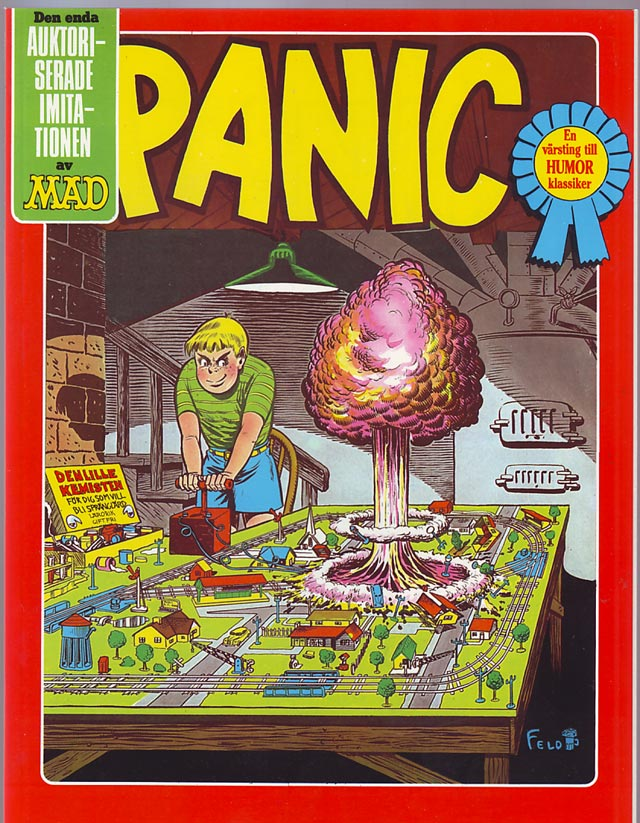 Panic • Sweden