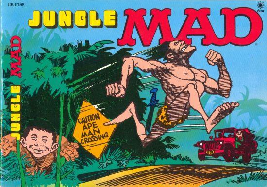 Jungle MAD • Great Britain
