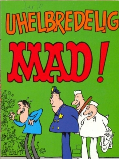 Go to Uhelbredelig MAD! #11 • Norway • 2nd Edition - Semic