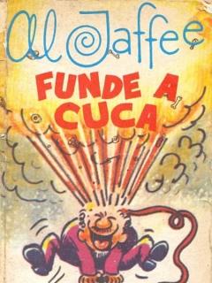 Go to Al Jaffee Funde a Cuca #3 • Brasil • 1st Edition - Veechi