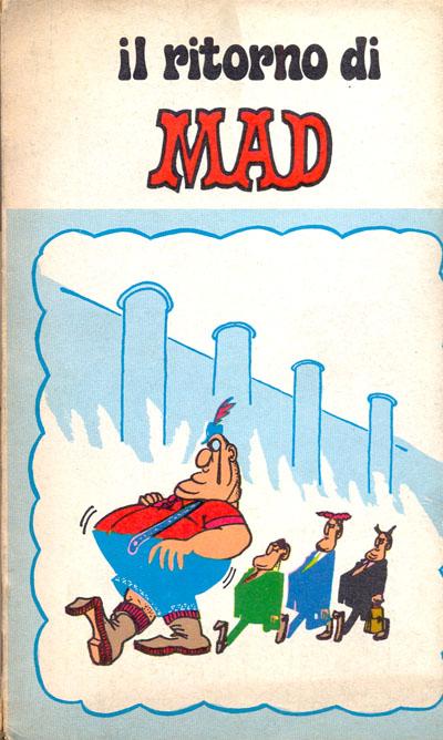 Il ritorno di MAD • Italy • 1st Edition