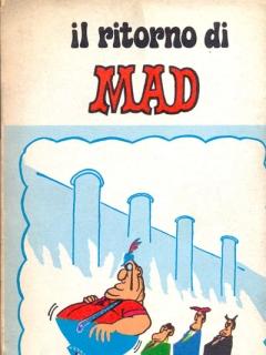 Go to Il ritorno di MAD • Italy • 1st Edition