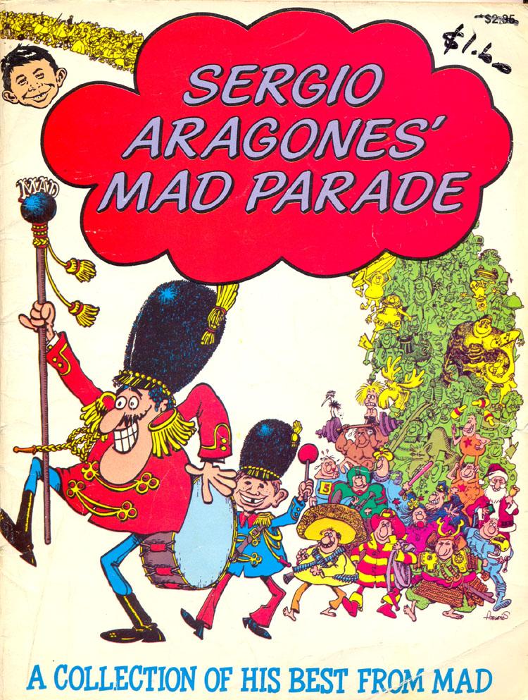 Sergio Aragones' Mad Parade • Australia