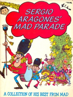 Go to Sergio Aragones' Mad Parade • Australia