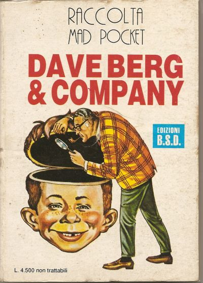 Dave Berg & Company • Italy • 3rd Edition