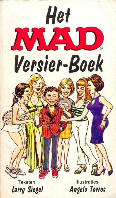 Het MAD Versier-Boek #6 • Netherlands • 1st Edition