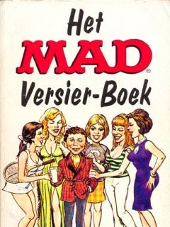 Go to Het MAD Versier-Boek #6 • Netherlands • 1st Edition
