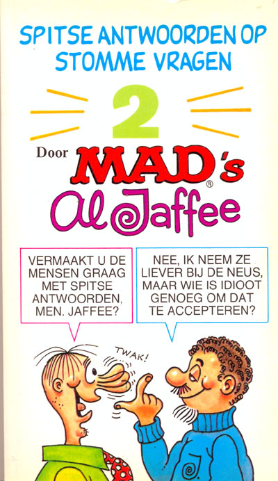 Spitse Antwoorden op stomme Vragen #23 • Netherlands • 1st Edition