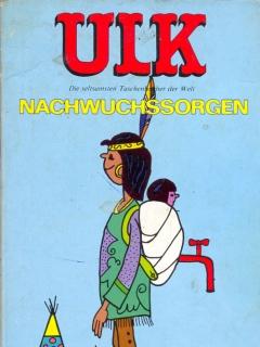 Go to ULK Taschenbuch: Nachwuchssorgen #28 • Germany • 1st Edition - Williams