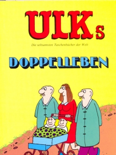 Go to ULK Taschenbuch: Doppelleben #27 • Germany • 1st Edition - Williams