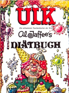 Go to ULK Taschenbuch: Al Jaffee's Diätbuch #26 • Germany • 1st Edition - Williams
