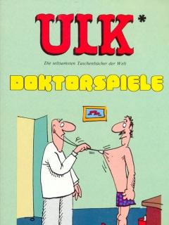 Go to ULK Taschenbuch: Doktorspiele #25 • Germany