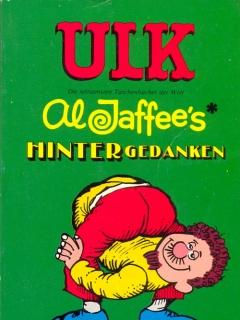 Go to ULK Taschenbuch: Al Jaffee's Hintergedanken #23 • Germany