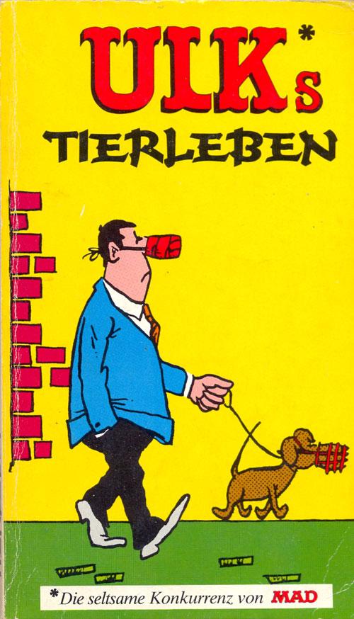 ULK Taschenbuch: Ulk's Tierleben #22 • Germany • 1st Edition - Williams