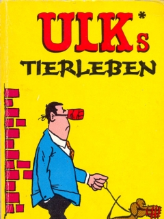 Go to ULK Taschenbuch: Ulk's Tierleben #22 • Germany • 1st Edition - Williams