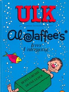 Go to ULK Taschenbuch: Al Jaffee's Irrer Untergang #21 • Germany • 1st Edition - Williams