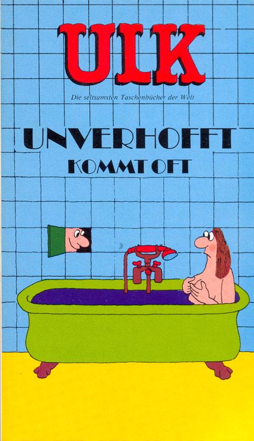 ULK Taschenbuch: Unverhofft kommt oft #20 • Germany • 1st Edition - Williams