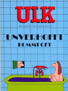 Go to ULK Taschenbuch: Unverhofft kommt oft #20 • Germany • 1st Edition - Williams