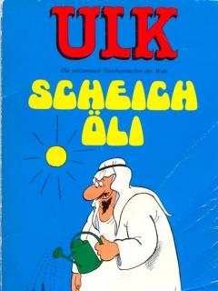 Go to ULK Taschenbuch: Scheich Öli #17 • Germany