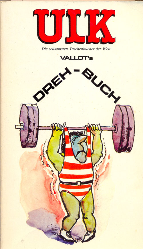 ULK Taschenbuch: Vallot's Dreh-Buch #16 • Germany • 1st Edition - Williams