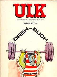 Go to ULK Taschenbuch: Vallot's Dreh-Buch #16 • Germany • 1st Edition - Williams