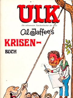 Go to ULK Taschenbuch: Al Jaffee's Krisenbuch #13 • Germany • 1st Edition - Williams
