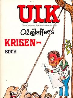 Go to ULK Taschenbuch: Al Jaffee's Krisenbuch #13 • Germany