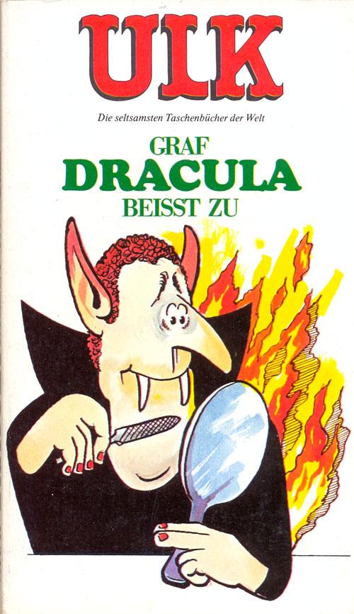 ULK Taschenbuch: Graf Dracula beisst zu #9 • Germany • 1st Edition - Williams