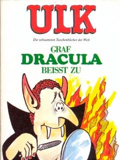 Go to ULK Taschenbuch: Graf Dracula beisst zu #9 • Germany • 1st Edition - Williams