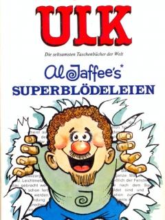Go to ULK Taschenbuch: Al Jaffee's Superblödeleien #8 • Germany
