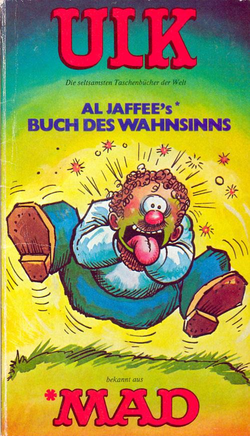 ULK Taschenbuch: Al Jaffee's Buch des Wahnsinns #5 • Germany • 1st Edition - Williams