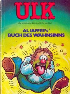 Go to ULK Taschenbuch: Al Jaffee's Buch des Wahnsinns #5 • Germany