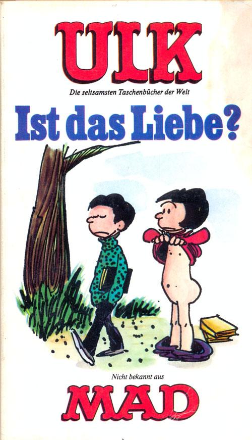 ULK Taschenbuch: Ist das Liebe? #4 • Germany • 1st Edition - Williams