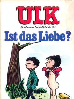 Go to ULK Taschenbuch: Ist das Liebe? #4 • Germany • 1st Edition - Williams