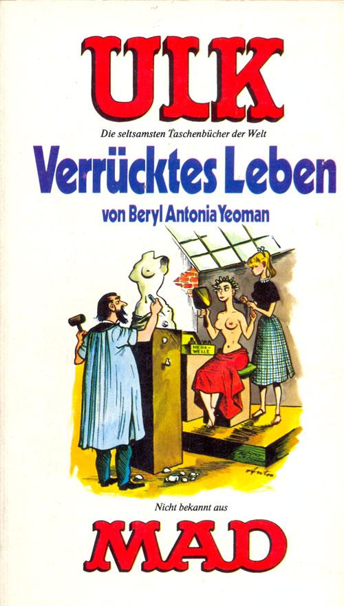 ULK Taschenbuch: Verrücktes Leben #3 • Germany • 1st Edition - Williams